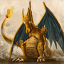 Charizard by Rhunyc