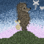 Pixel art Hedgehog by Grigoreen