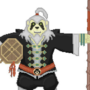 Panda monk ( I dont play WOW) by Grigoreen