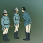 Delta Manga and Constables by SethBrady