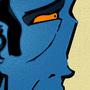 Blue Man by breakingbabb