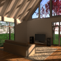 living room by Nasenbaerr