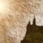 Desert Background by IronFitz
