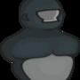 Gorilla! by shaka-zulu