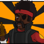 The Demoman! by Looring