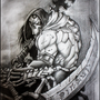 Death from Darksiders by yoker