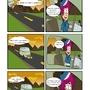 First Cartoon Comic ! by ChrisJames96