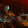 Aang, The Last Airbender by zippidyy