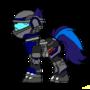 ODSP-Orbital Drop Shock Pony by miky116