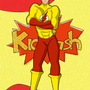 Kid Flash by arpajean