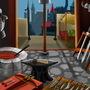 Blacksmith Interior by Mavruda