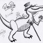 DinoDile by VidGameDude