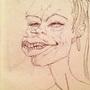 horse face by mojo618