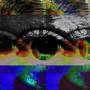 Glitch Eye by Dobrinsky