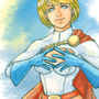 Power Girl by Cairos