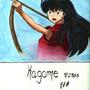 Kagome by jennyleigh