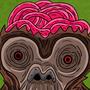 Monkey by ArcadeHero