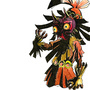 Skull Kid by DribblingYeti