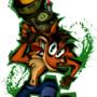 Bandicoot Bazooka by DistortedMachine