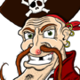 Admiral Arsebeard by Psychojester53