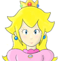 Peach by PsychoZombii