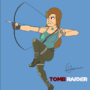 Lara Croft by NzopuTachiLouis