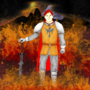 Lone Swordsman, Banox by Dummbeest