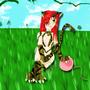 Anime Kitty Cat Girl by mistydawn132
