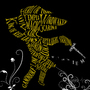 Windwaker Link Typography by mistydawn132