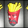 Frylock Sculpture by Mario644