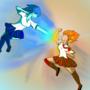 Valencia vs Maria by DetrailedFires