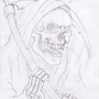shitty grim reaper by Peglay