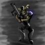 Alien Snarky by TrojanMan87