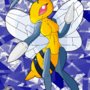 Beedrill Pokemorph by DreamEclipseWolf