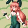 Bunnygirl Ciyiana by Jcdr