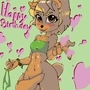 Happy BDay Atryl by KLT1M