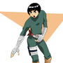 Rock Lee by kiareri