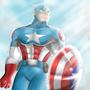 Cap, America by bocodamondo
