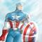 Cap, America