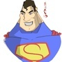 iPad superman by kian-newgrounds