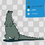 Godzilla Reference by Soapmonster