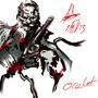 Revolver ocelot by tatsumaru7