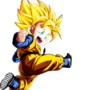 Goten by SuperSaiyanX