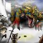 Monster Hunter Tigrex by 7darkriders