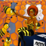 Honey Bee from Black Dynamite by DjDt3