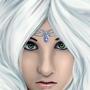 Wintergirl by skrael