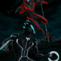 TRON vs. SARK by agentspymonkey