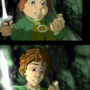 The Hobbit Screencap Redraw by doublemaximus