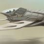 Desert Speeder Design by DeclanHart93