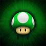 Glowing Mushroom by bdeadb4ikillu